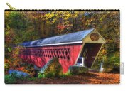 Nissitissit Bridge Brookline Nh Carry-all Pouch