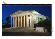 Nite At The Jefferson Memorial Carry-all Pouch