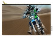 Motorcross No. 116 Carry-all Pouch