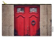 No. 24 - The Red Door Carry-all Pouch