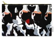 No Bull Carry-all Pouch by Anthony Falbo