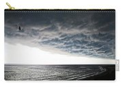 No Fear - Beach Art By Sharon Cummings Carry-all Pouch