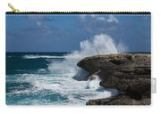 No Fishermen - Fun Sport At Laie Point Oahu North Shore Hawaii Carry-all Pouch