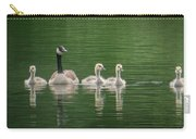 Geese Family Carry-all Pouch