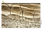 No Place Like Home 3 Palm Springs Carry-all Pouch