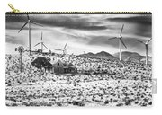No Place Like Home Bw Palm Springs Desert Hot Springs Carry-all Pouch