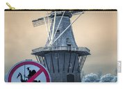 No Tilting At Windmills Carry-all Pouch
