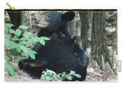 Bear - Cubs - Mother Nursing Carry-all Pouch