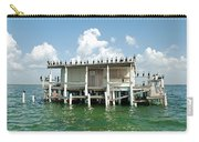 No Vacancy At The Stilt House Carry-all Pouch