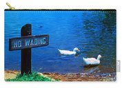 No Wading Carry-all Pouch