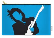 No009 My Prince Minimal Music Poster Carry-all Pouch