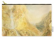 No.0571 Mossdale Fall, Yorkshire Carry-all Pouch