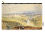 No.0572 Richmond, Yorkshire, C.1825-28 Carry-all Pouch