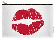 No116 My Some Like It Hot Minimal Movie Poster Carry-all Pouch by Chungkong Art
