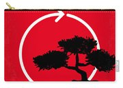No125 My Karate Kid Minimal Movie Poster Carry-all Pouch