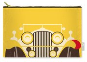No206 My The Great Gatsby Minimal Movie Poster Carry-all Pouch