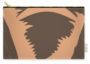 No210 My Crocodile Dundee Minimal Movie Poster Carry-all Pouch by Chungkong Art