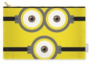 No213 My Despicable Me Minimal Movie Poster Carry-all Pouch