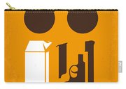 No239 My Leon Minimal Movie Poster Carry-all Pouch by Chungkong Art