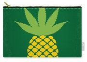 No264 My Pineapple Express Minimal Movie Poster Carry-all Pouch
