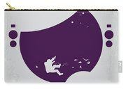 No269 My Gravity Minimal Movie Poster Carry-all Pouch