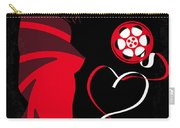 No277-007 My From Russia With Love Minimal Movie Poster Carry-all Pouch