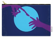 No282 My Et Minimal Movie Poster Carry-all Pouch