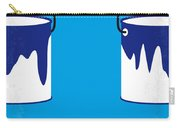No427 My Home Alone Minimal Movie Poster Carry-all Pouch by Chungkong Art