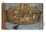 Noahs Ark, 1190 Carry-all Pouch by Getty Research Institute