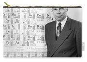 Nobel Winner Glenn Seaborg Carry-all Pouch