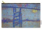 Nocturne. Battersea Bridge Carry-all Pouch