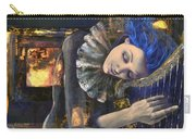 Nocturne Carry-all Pouch by Dorina  Costras