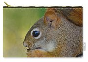 Nom Nom Squirrel  Carry-all Pouch