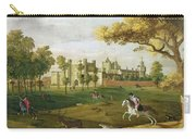 Nonsuch Palace In The Time Of King Carry-all Pouch