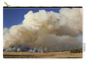 Norbeck Prescribed Fire Smoke Column Carry-all Pouch