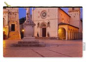 Norcia Umbria Carry-all Pouch
