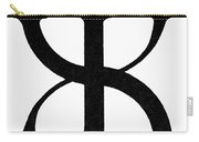 Nordic Rune Gilch Carry-all Pouch