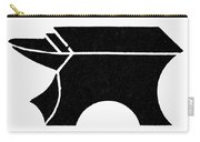 Nordic Symbol Anvil Carry-all Pouch