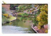 Norfolk Botanical Gardens Canal 7 Carry-all Pouch