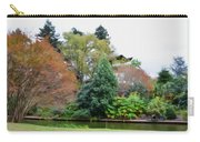 Norfolk Botanical Gardens Canal 9 Carry-all Pouch