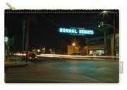 Normal Heights Neon Carry-all Pouch by John Daly