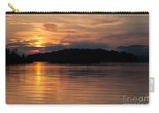 Norris Lake Sunrise Carry-all Pouch