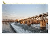 Norristown Dam And Railroad Bridge Carry-all Pouch