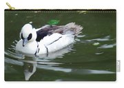 North American Male Smew Carry-all Pouch