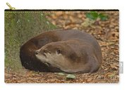 North American River Otter Carry-all Pouch