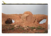 North And South Window Arches Np Carry-all Pouch