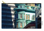 North Beach Victorian - San Francisco Carry-all Pouch