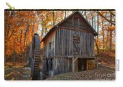 North Carolina Grist Mill Photo Carry-all Pouch