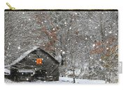 North Carolina Quilt Barn Carry-all Pouch