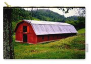North Carolina Red Barn Carry-all Pouch